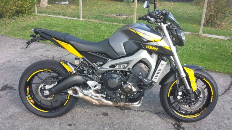 Ma MT 09 Factory line - ROSSI LIMITED 110