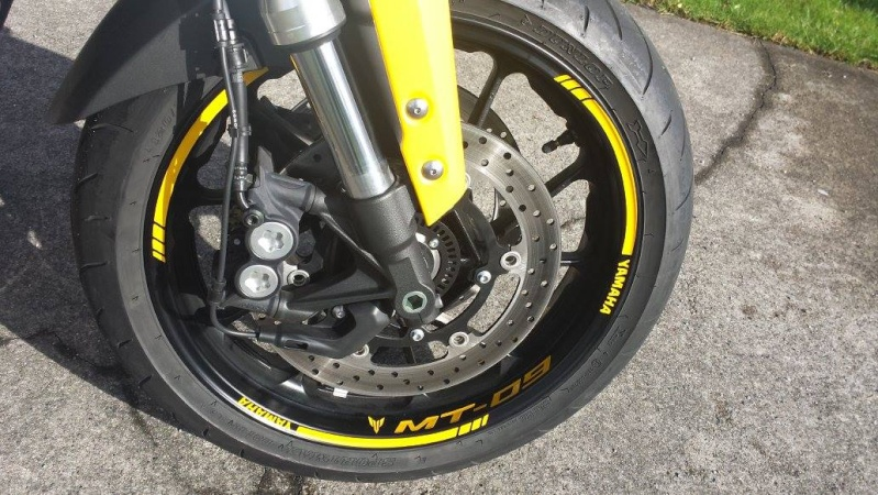 Ma MT 09 Factory line - ROSSI LIMITED 710
