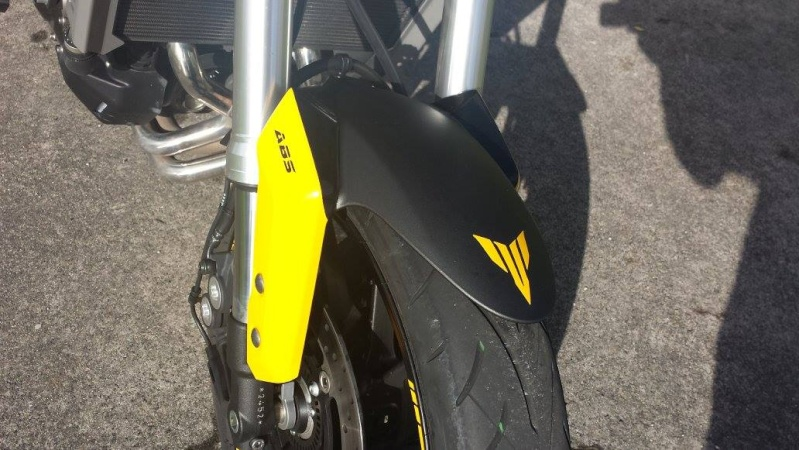 Ma MT 09 Factory line - ROSSI LIMITED 810
