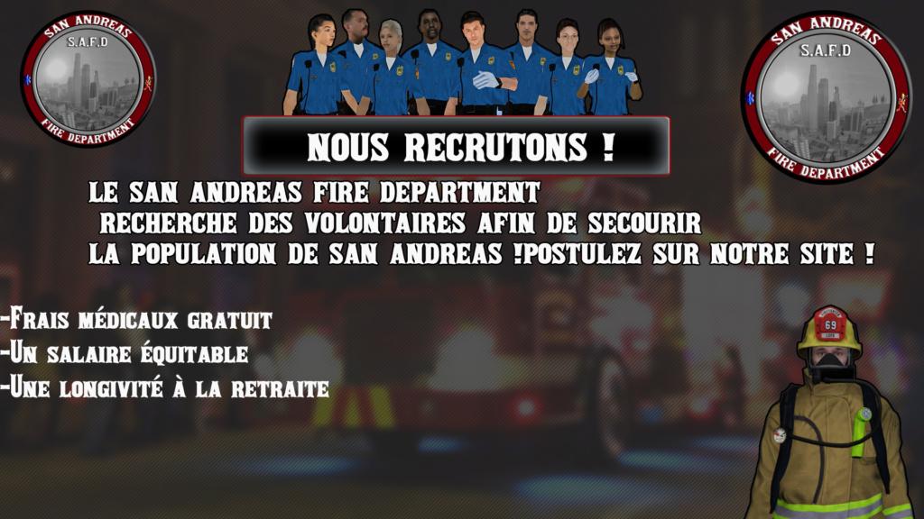 [AFFICHE]Recrutement SAFD Affich10