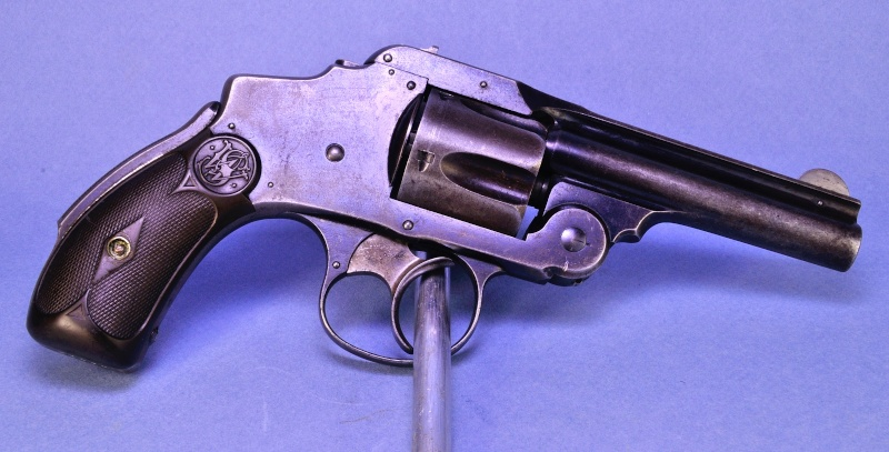 Smith & Wesson Safety Second Model cal 38 D.A Sw_213