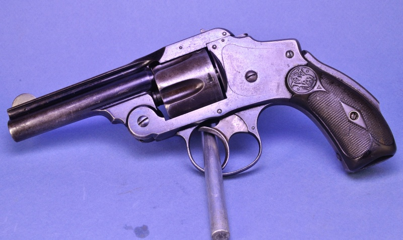 Smith & Wesson Safety Second Model cal 38 D.A Sw_315