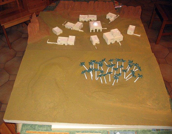Tables de jeu modulable 410