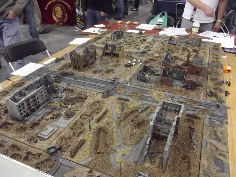 Tables de jeu modulable Stalin10