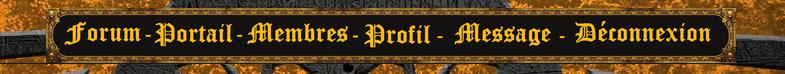 Mode d'emploi du forum : profil et avatar Barre10
