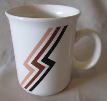 Geometric pattern cup from Jim is Alpha d57400 Geomet10