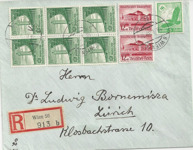 Österreich im III. Reich (Ostmark) Belege - Seite 4 Bild16