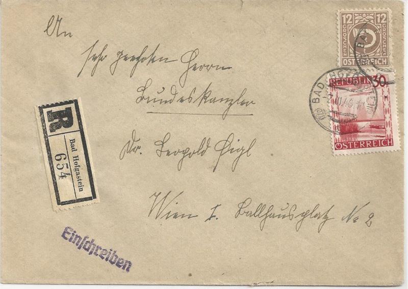 Deutsches Reich - Belege aus März 1946  - Seite 2 Bild18