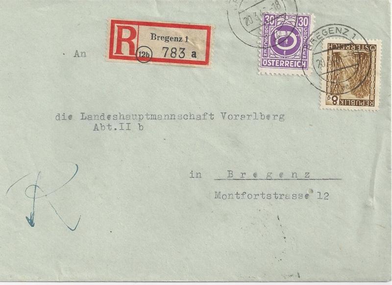 Deutsches Reich - Belege aus März 1946  - Seite 2 Bild19