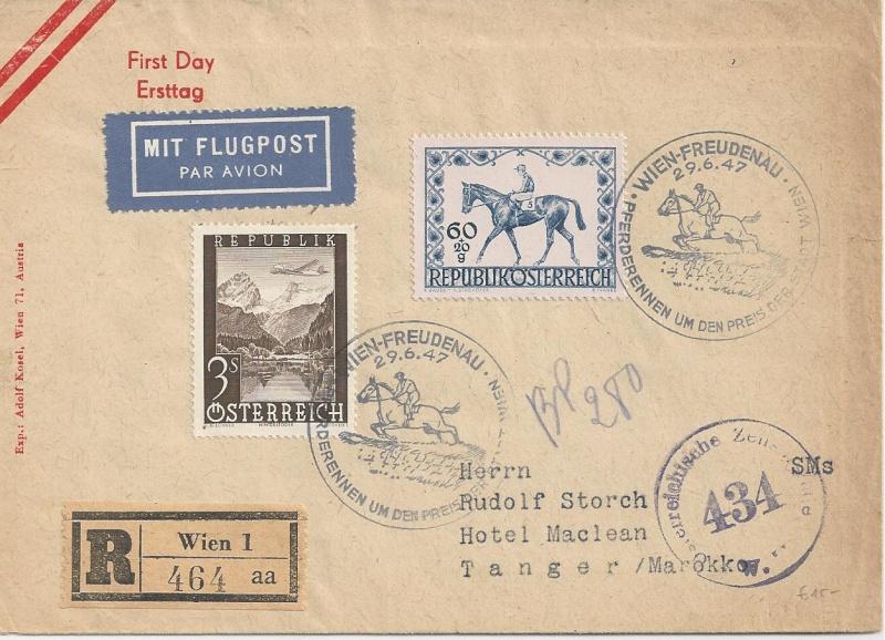 Flugpostausgabe 1947 Bild_110