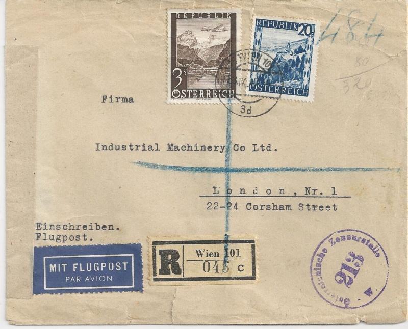 Flugpostausgabe 1947 Bild_113