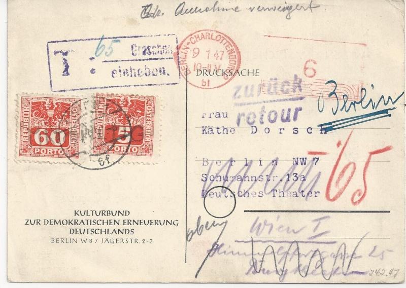 Verwendung von Portomarken in Österreich Bild_117