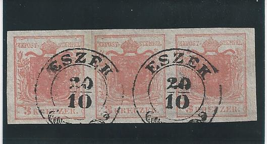 Die erste Österreichische Ausgabe 1850 - Seite 6 Bild_120