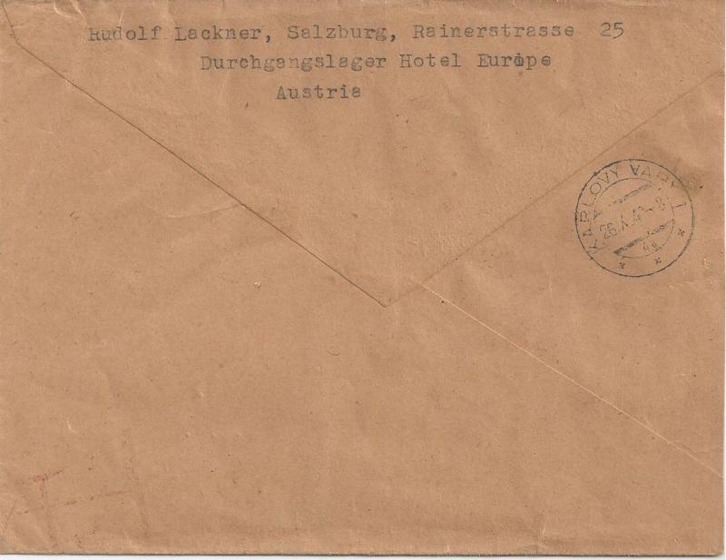 Flugpostausgabe 1947 Bild_216