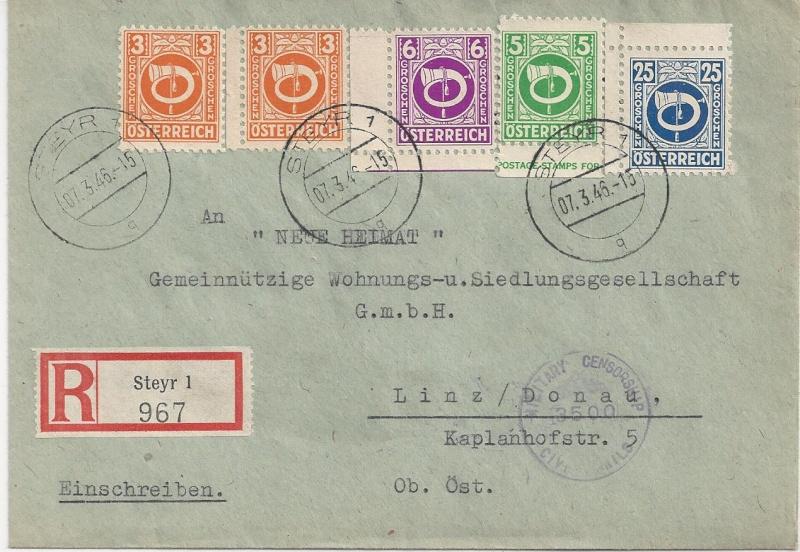 Deutsches Reich - Belege aus März 1946  - Seite 2 Bild_218
