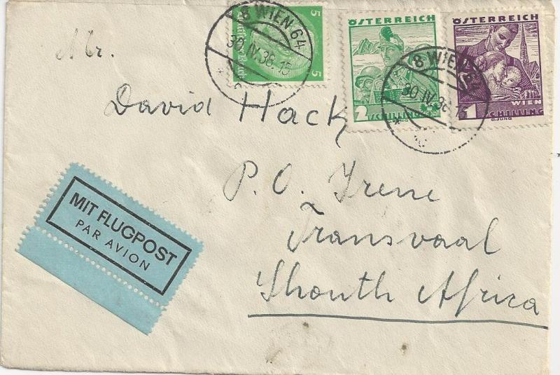 Österreich im III. Reich (Ostmark) Belege - Seite 5 Bild_222