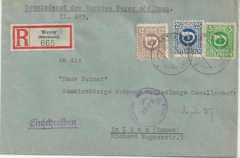 Deutsches Reich - Belege aus März 1946  - Seite 2 Bild_317