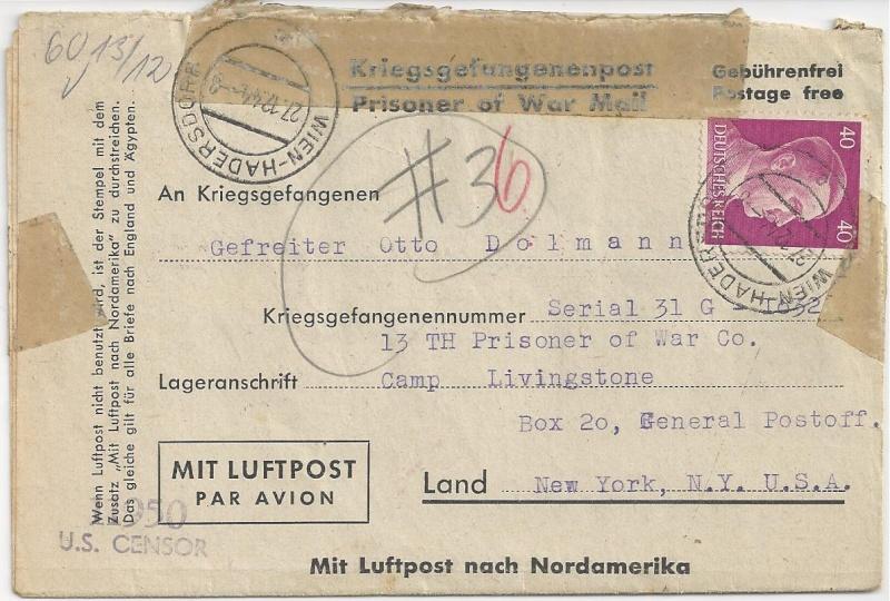 Österreich im III. Reich (Ostmark) Belege - Seite 5 Bild_417