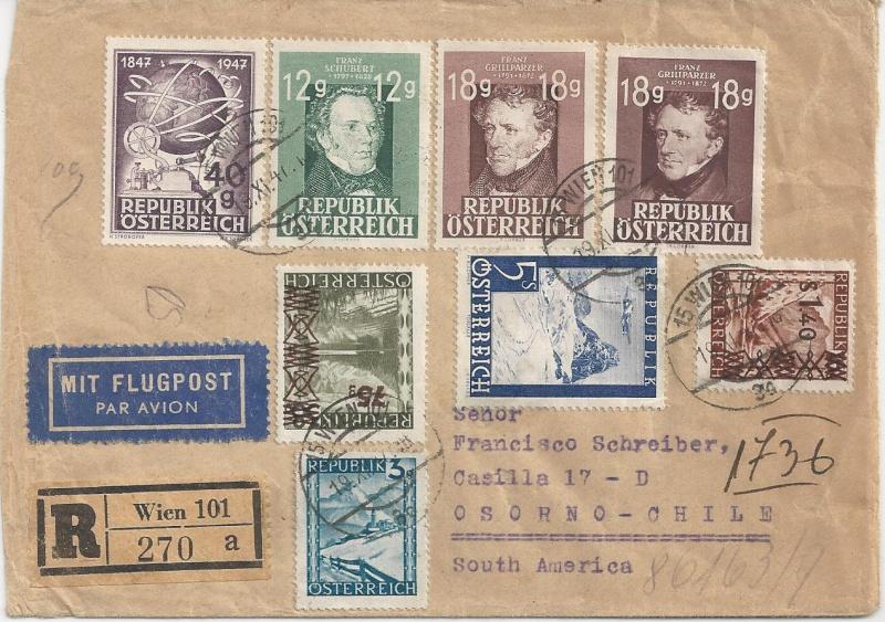 Flugpostausgabe 1947 Bild_612
