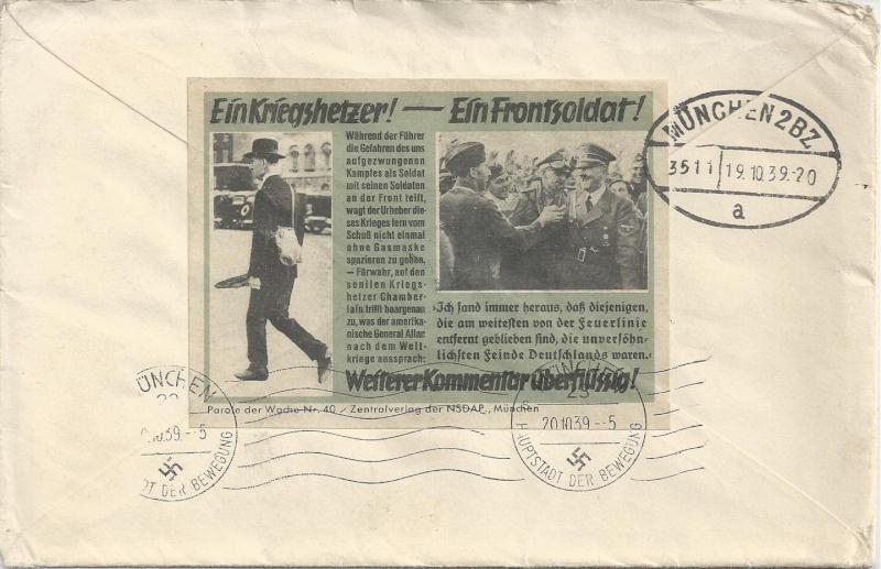 Österreich im III. Reich (Ostmark) Belege - Seite 5 Bild_614