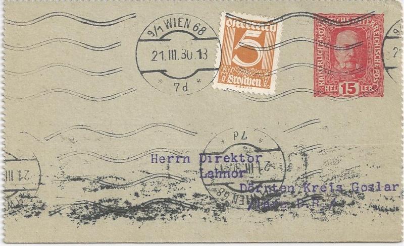 Österreich 1925 - 1938 Bild_616