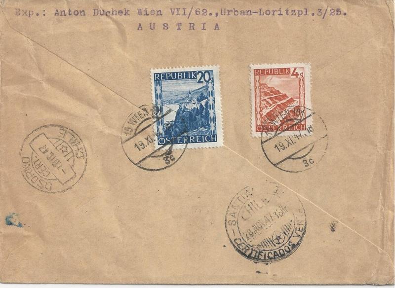 Flugpostausgabe 1947 Bild_711