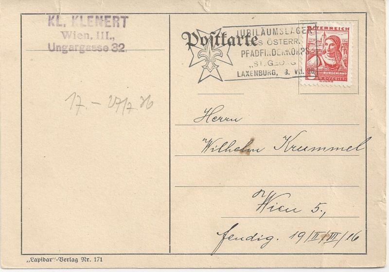 Österreich 1925 - 1938 Bild_714