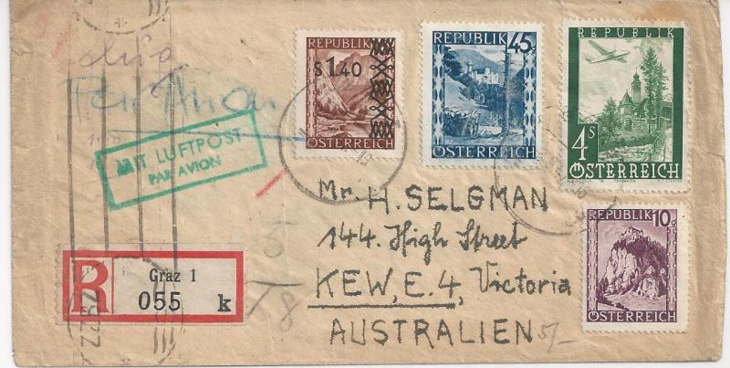 Flugpostausgabe 1947 Bild_913