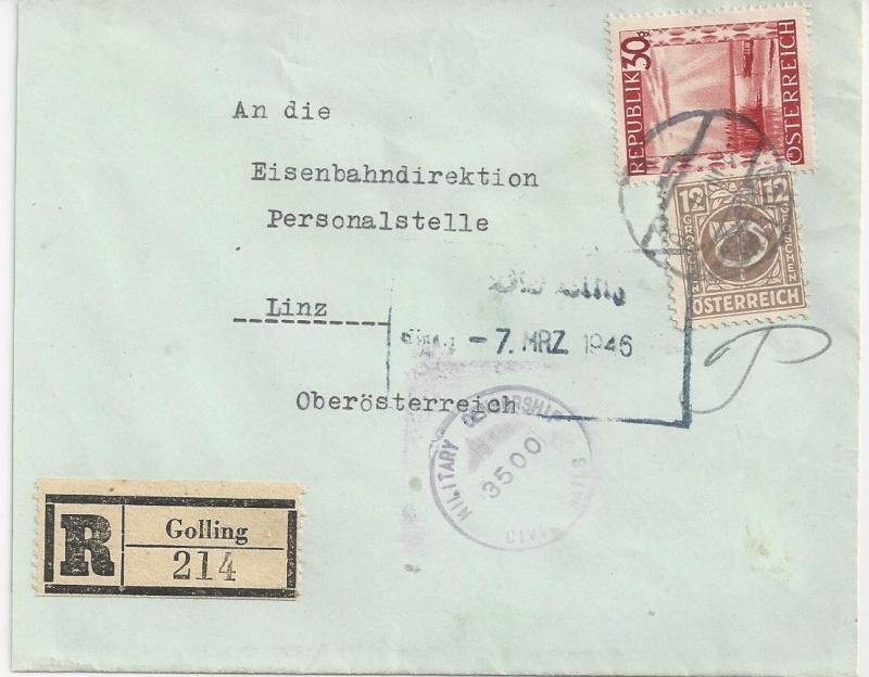 Deutsches Reich - Belege aus März 1946  - Seite 2 Bild_914