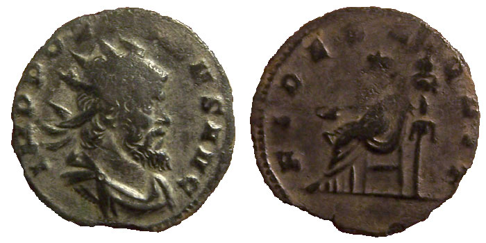 Gascogne : Mes empereurs gaulois - Page 16 Aureol10