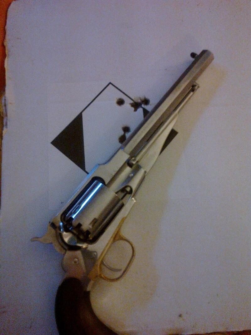 Épaissir guidon remington 1858 26112010