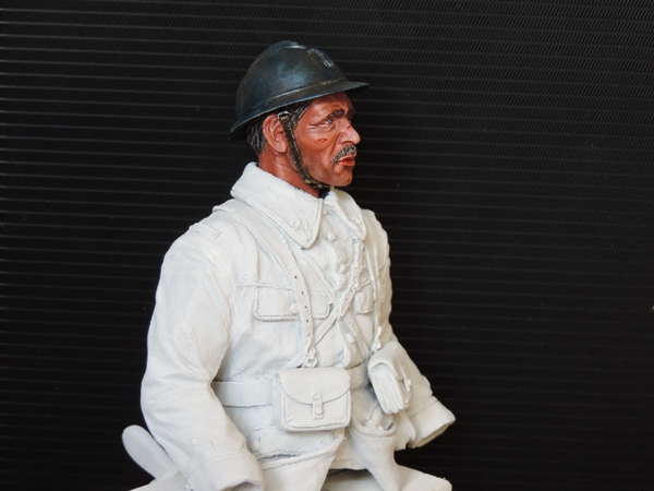 Buste de soldat français WW1 par Gabriel Dscn1012