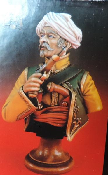 Buste de Mamluk par Gabriel Dscn1022