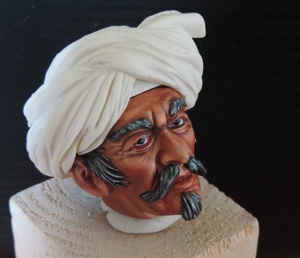 Buste de Mamluk par Gabriel Dscn1030