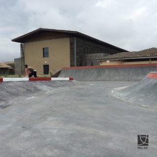 Nouveau SkatePark à Carcans  10377410