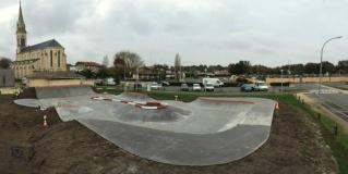 Nouveau SkatePark à Carcans  10428010