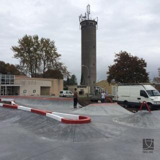 Nouveau SkatePark à Carcans  17979610