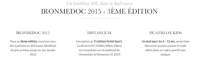 IRONMEDOC 2015 - 3ÈME ÉDITION du 30 au 31 Mai 2015 Ironme10