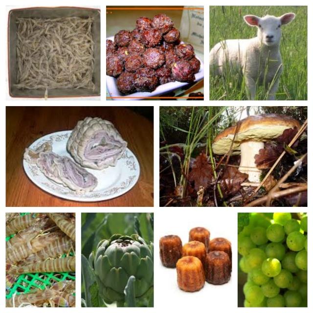 Quelle est votre spécialité culinaire Médocaine préférée ? Tylych10