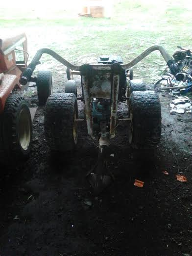 Two Wheel Tractor Ee10