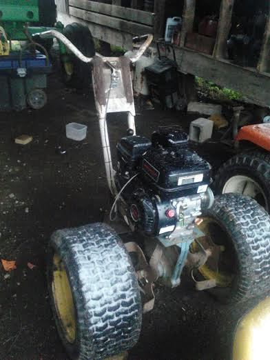 Two Wheel Tractor Ere10