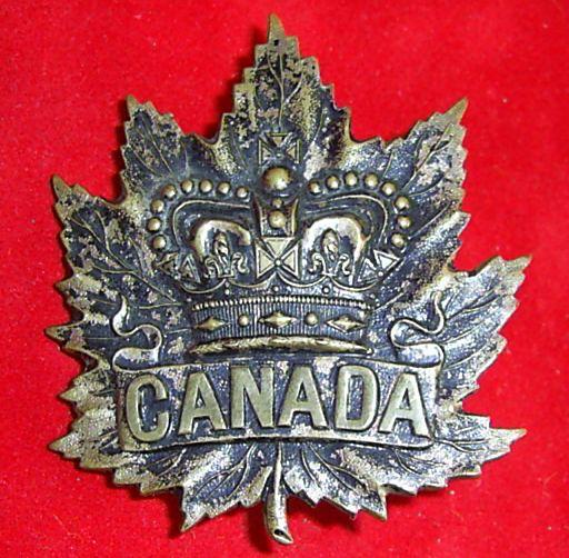 boer war cap badge 129510