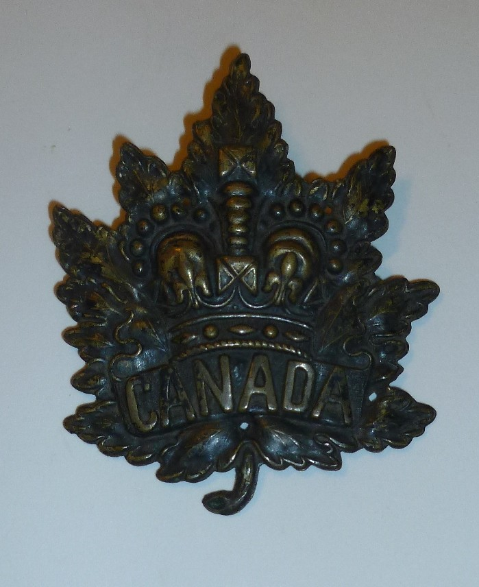 boer war cap badge 362611