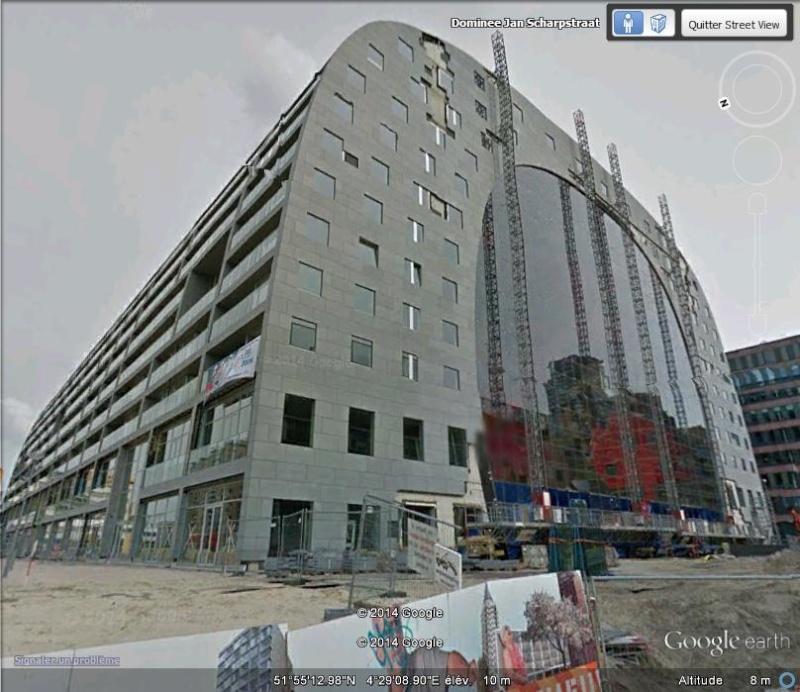 Le Markthal de Rotterdam, la plus grande fresque du monde ? 111110