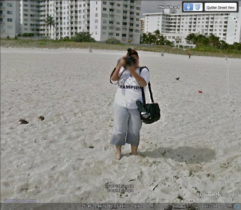 La plage de Miami - Floride - USA Aac10