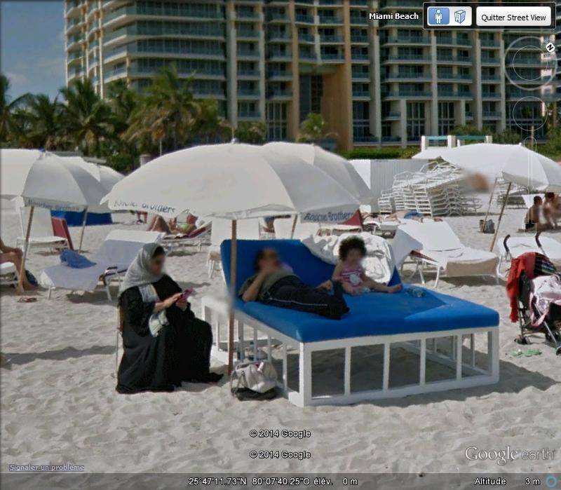 La plage de Miami - Floride - USA Aad10