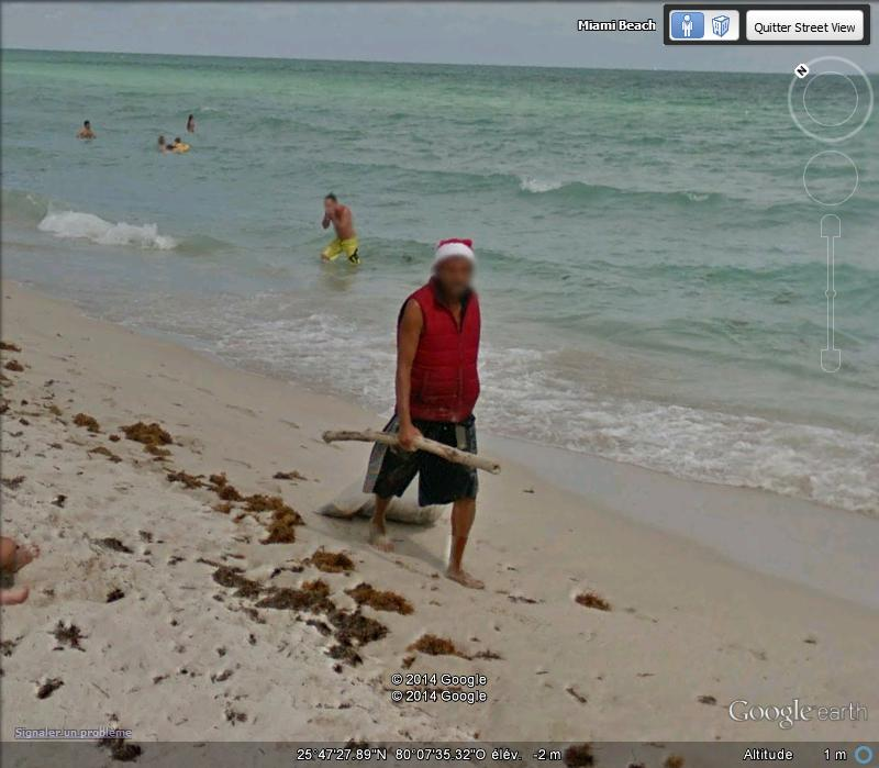 La plage de Miami - Floride - USA Aae10