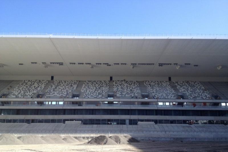 [Enfin visible sur Google Earth] - Le grand stade de Bordeaux MATMUT - France Dans-l10