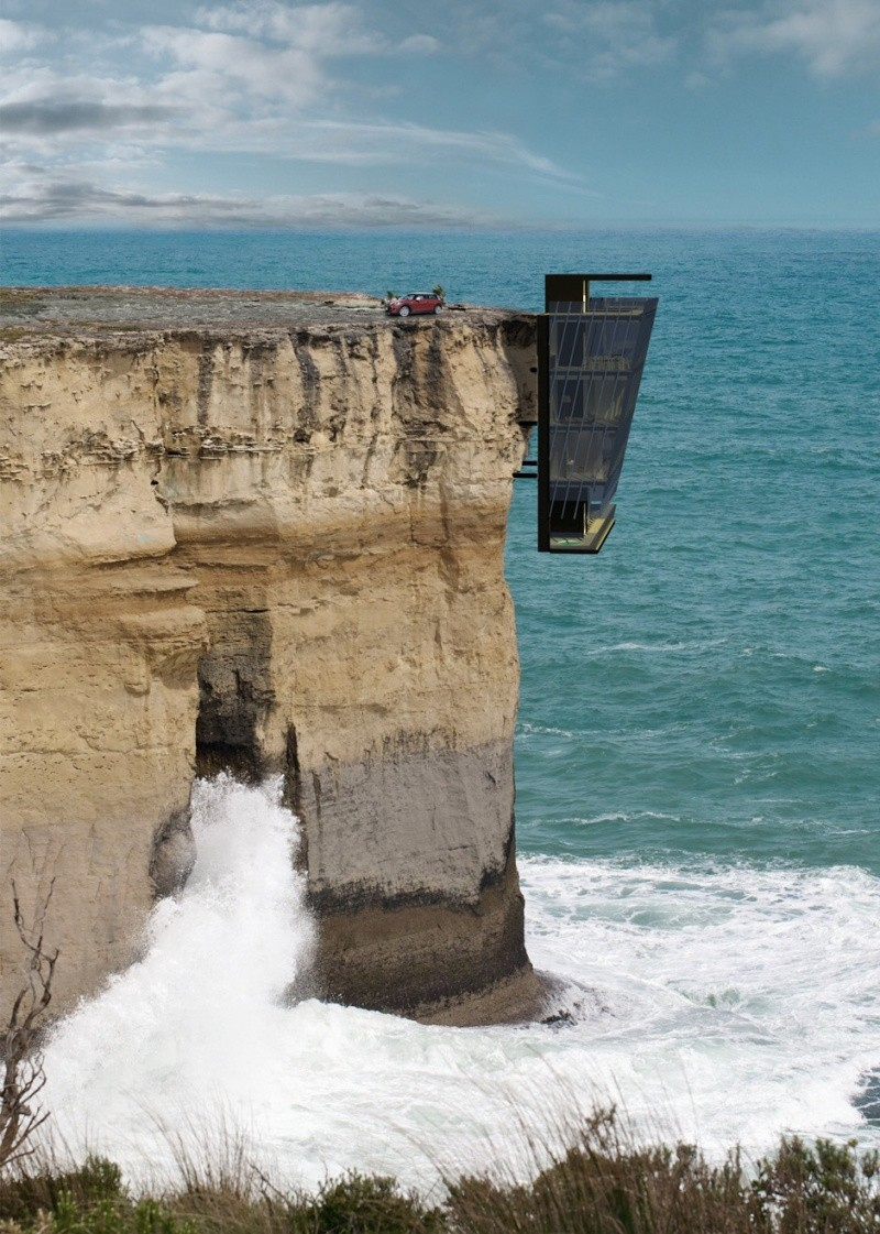 The Cliff House - Victoria - Australie. Extern10