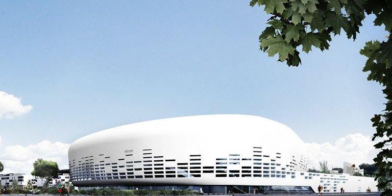 [Bientôt visible sur GoogleEarth] Projet de grande salle de spectacle - Bordeaux - France Grande10